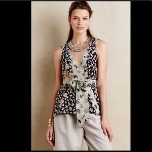 HD in Paris for Anthropologie- Starflower blouse 4